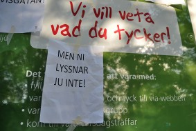 Information om mitt grna kvarter