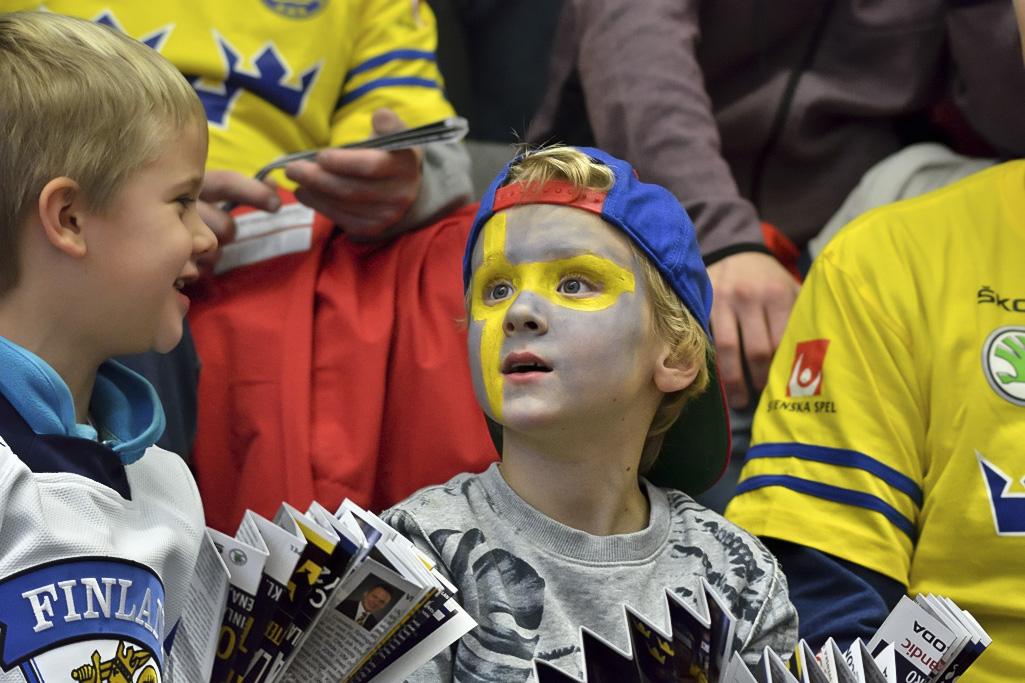 Sverige vs Finland
