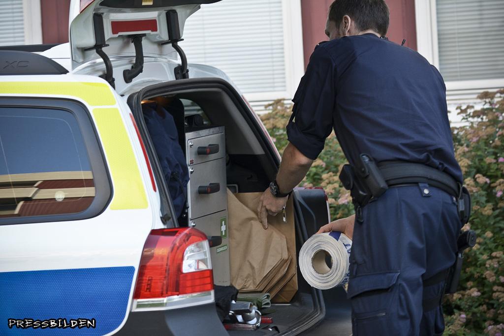 Misstänkt mord på Skepplandsgatan i Örebro