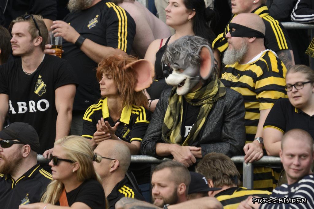 ÖSK vs AIK