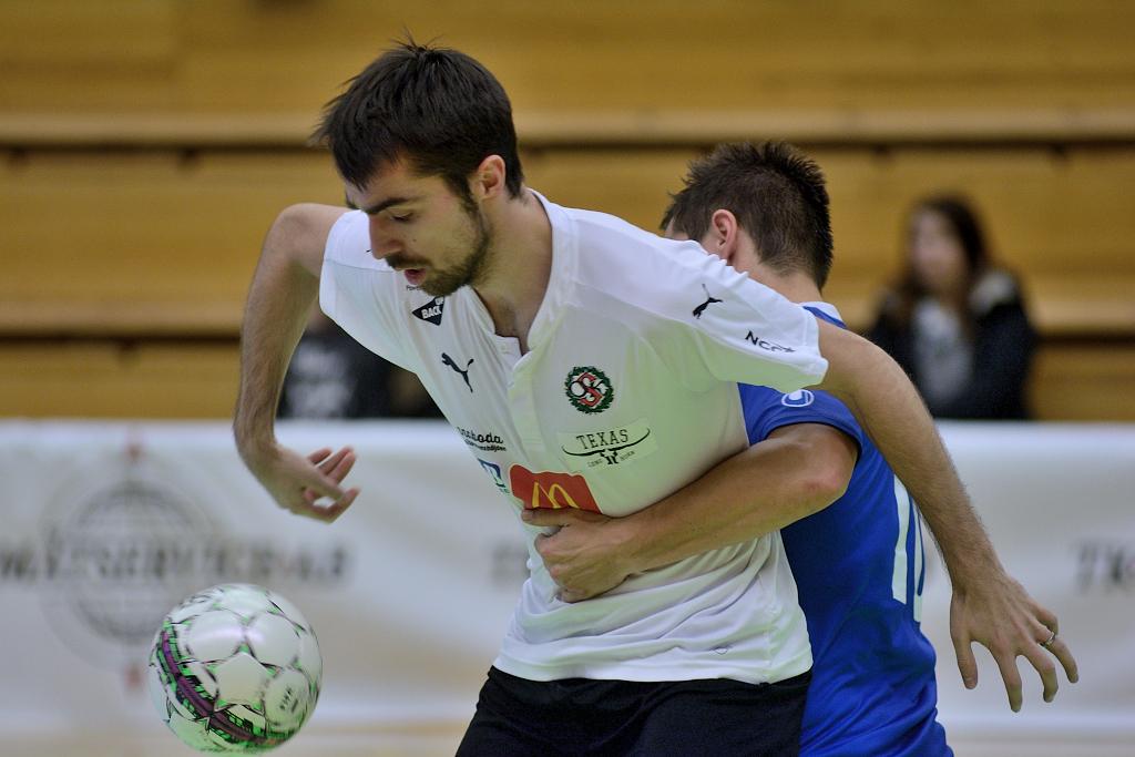 ÖSK Futsal vs Nacka