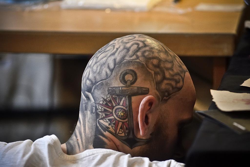 Tattoomässan i Örebro