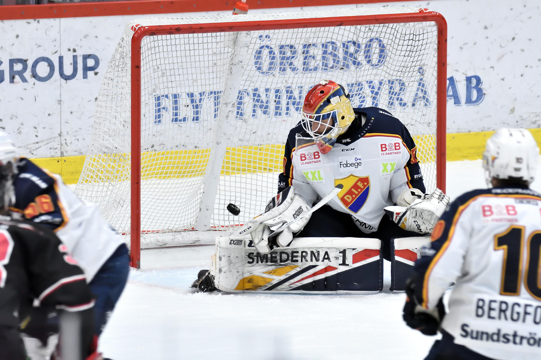 Örebro Hockey vs Djurgården
