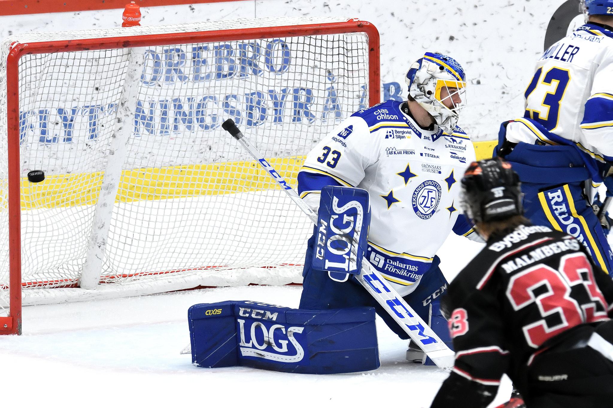 Örebro vs Leksand
