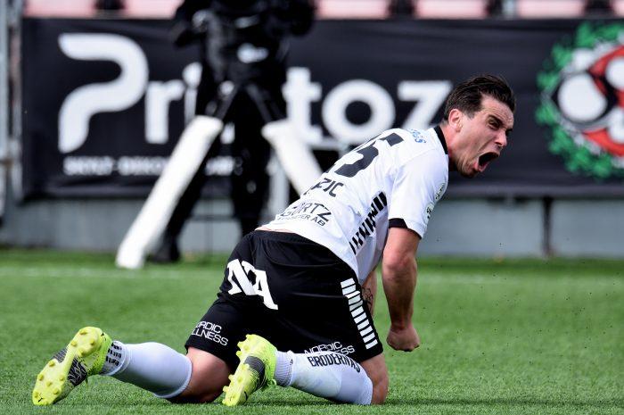 ÖSK förlorade mot Norrköping