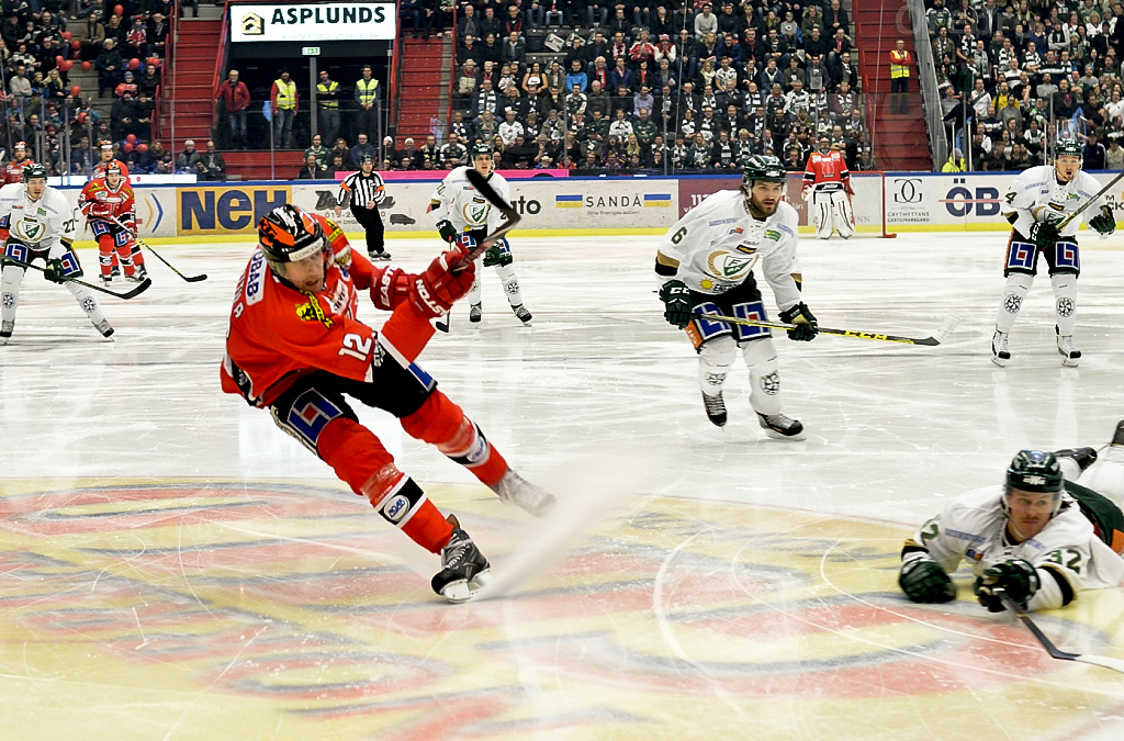 Örebro Hockey vs Färjestad