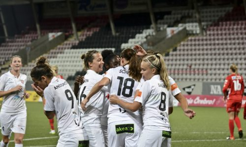 KIF vs Rosengård