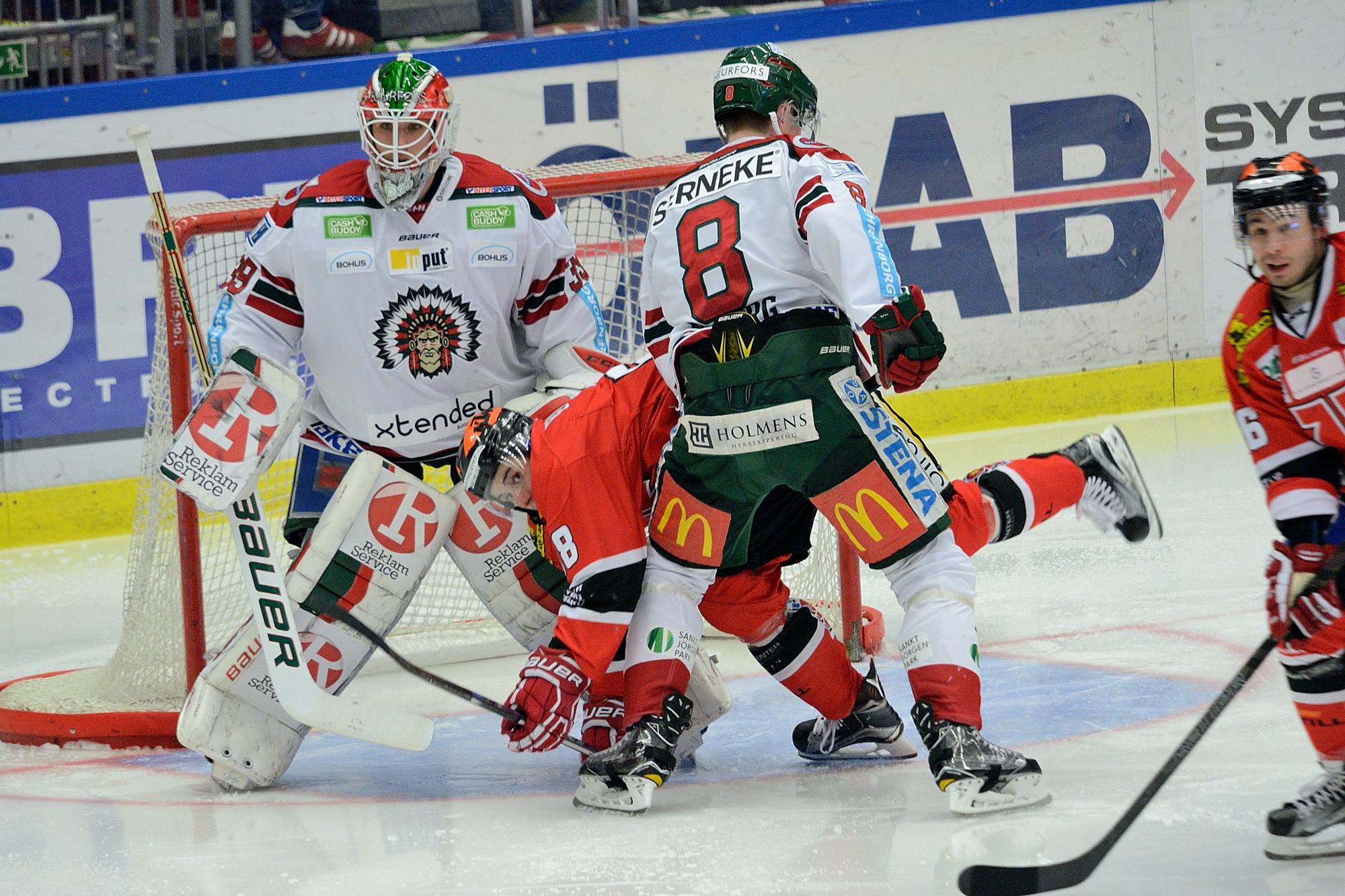 Örebro vs Frölunda