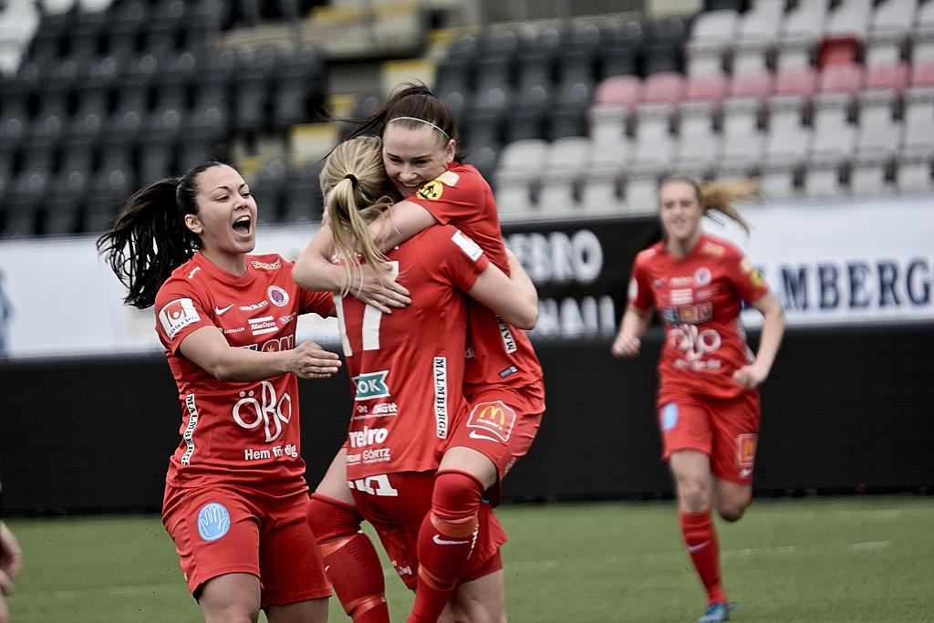KIF vs Kristianstad