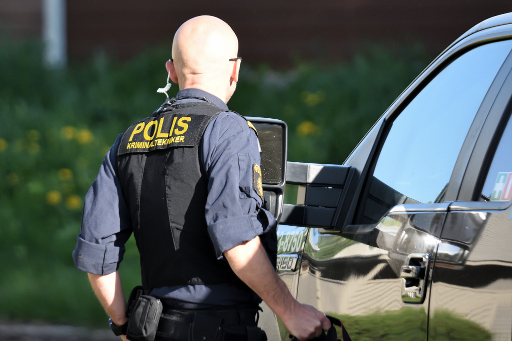 Mordutredning i Örebro