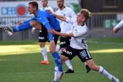Foto: Pressbilden Ösk vs Halmstad